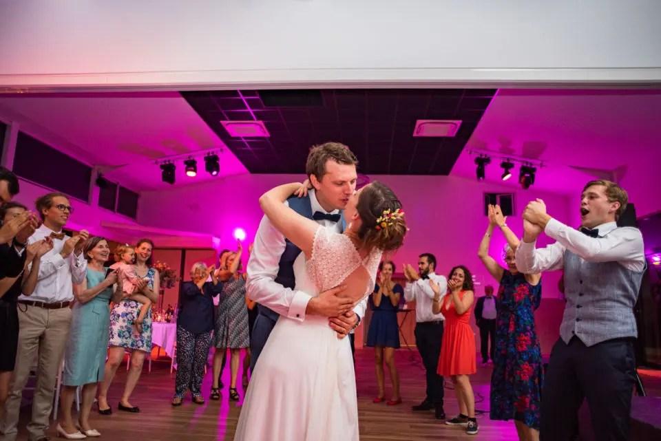 Ouverture de bal première danse Mariage Christophe Lefebvre Photographe -1088
