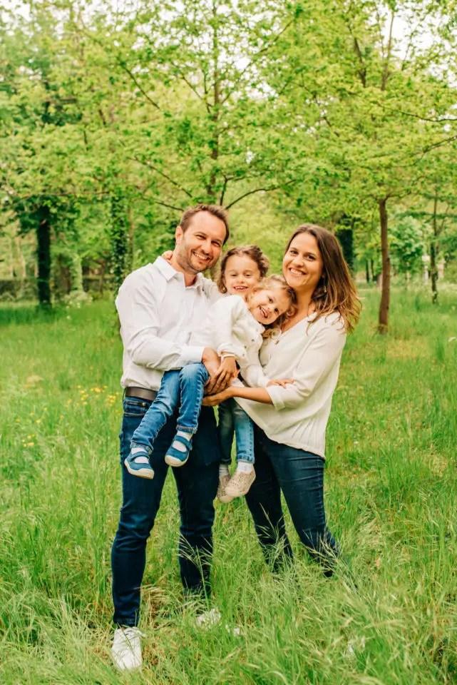Shooting photos famille Christophe Lefebvre Photographe parc Maisons_Laffitte