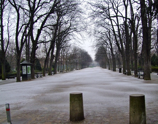 luxembourg-neige