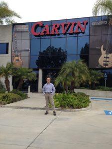 Carvin Guitar Front Doors
