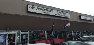 The Hideaway Lounge 2627 S Parker Rd, Aurora, CO 80014