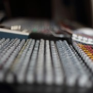 Analog console by ADT @ Fattoria Musica