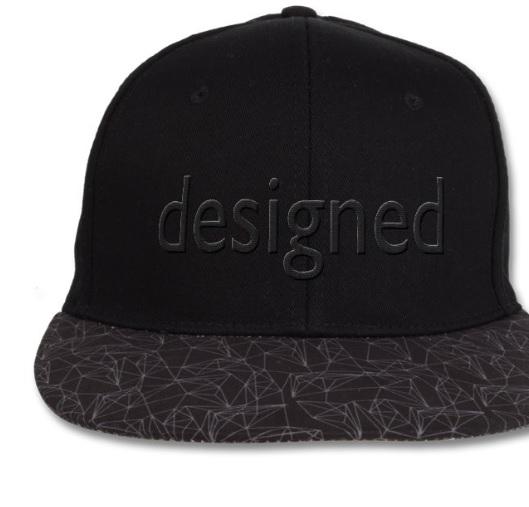 Designed Snapback
