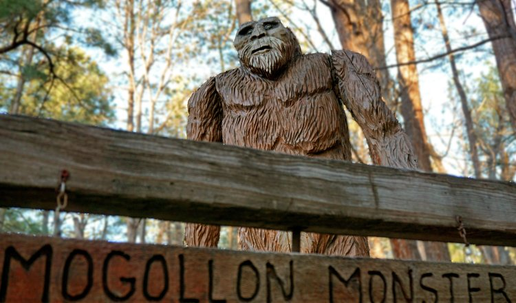 Mogollon Monster In Christopher Creek