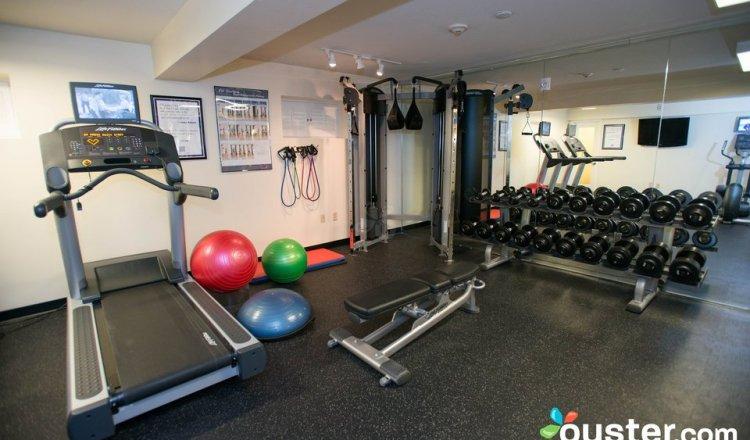 Stay Fit in Christopher Creek