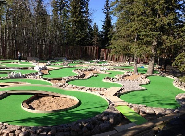 Mini Golf in Christopher Creek