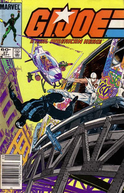 G.I. Joe #27 In Ten Panels Or Less