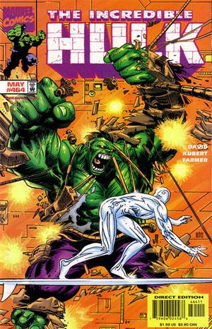 Marlo Ain't Pitying Rick Jones No More, Or Incredible Hulk #464 In 10 Panels Or Less
