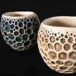 #51. Opihi Tea Cups, 5″ x 3″ (approx.)