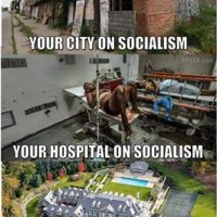 Socialism in photos