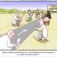 Forget peer reviewing, start peer-to-peer reviewing