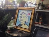 Chris Fabbri portrait painting Marilyn Spring 2016