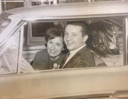 My Parent's Wedding day 9/25/1965