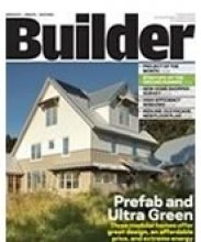 Hanley Wood Builder Magazine features The Malibu, very affordable, yet reminiscent of the high-end furnishings Christopher Grubb designed for his clients.