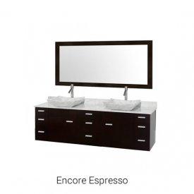 Encore Espresso   Available Sizes: 52″ & 78″
