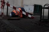 Krakow man down hole