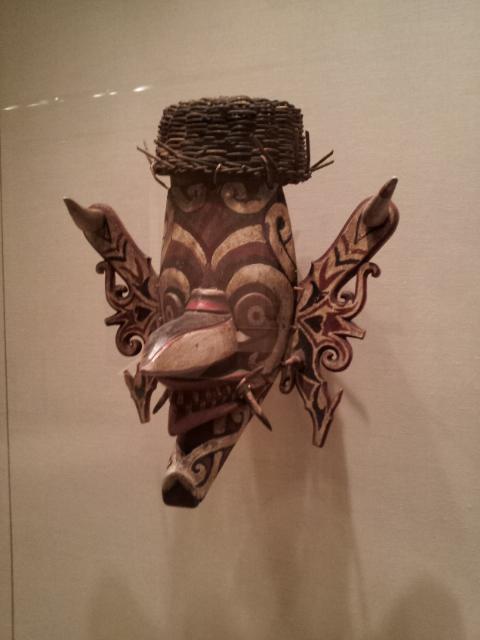 Mask from Metropolitan Museum of Art