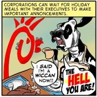 Corporate Religions