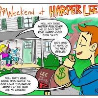 Weekend at Harper Lee's