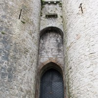 King John's Castle – Doors
