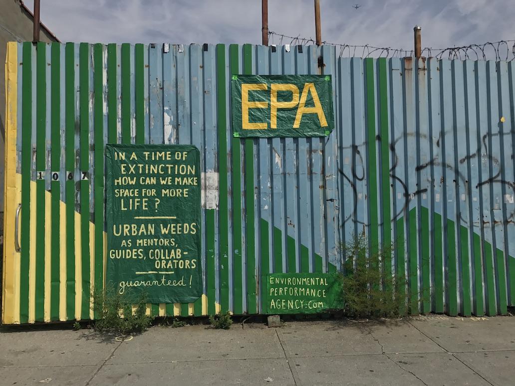 Environmental Performance Agency