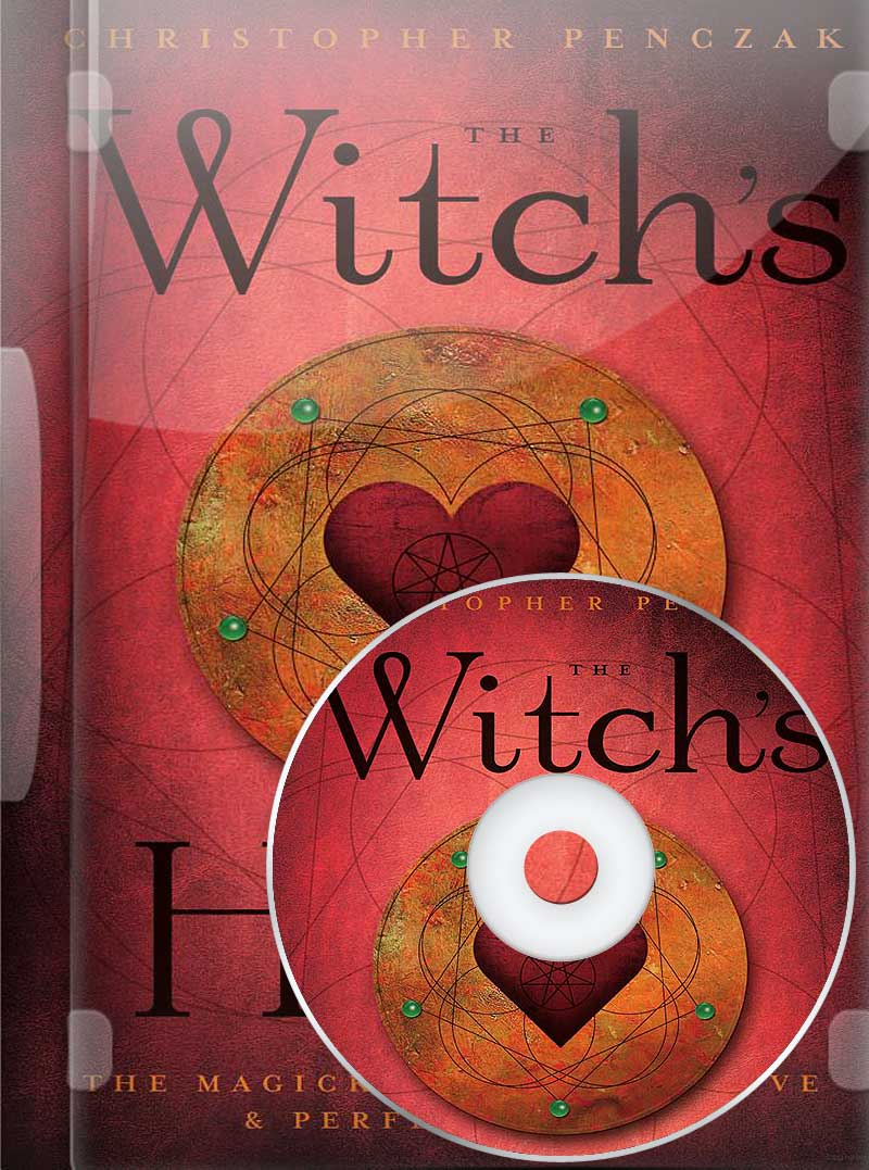 The Witch's Heart CD