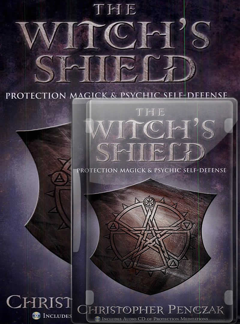 The Witches Shield Book and CD