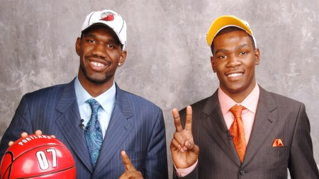 2007 NBA Draft Portraits