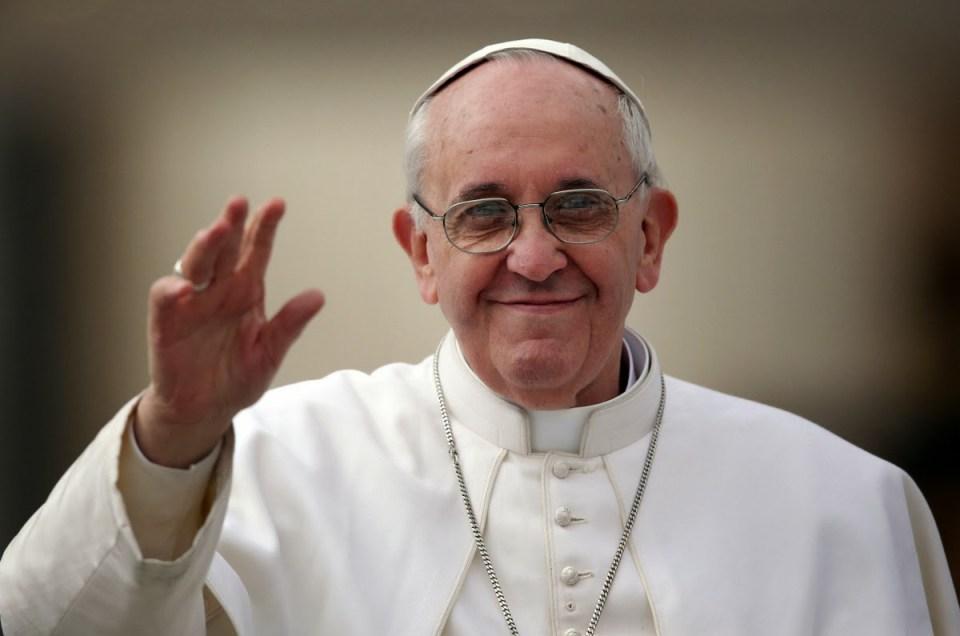 La elección del Papa Francisco.