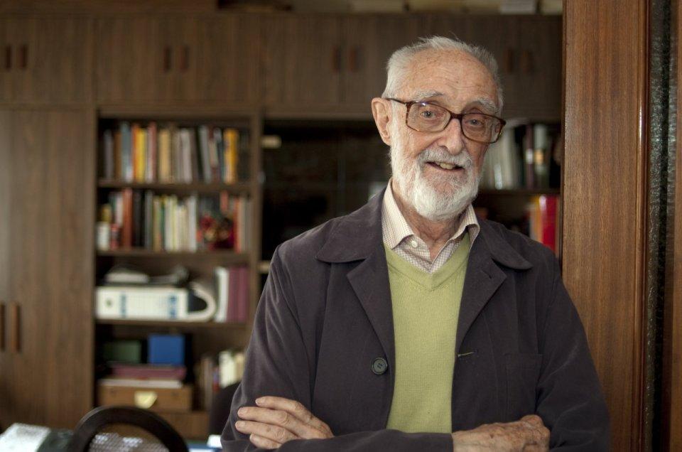 José Luís Sampedro se fue sin hacer ruido.