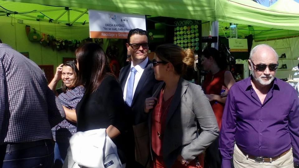 Inauguración de la XII Feria de Sureste.
