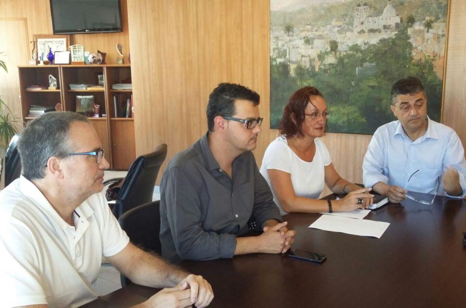Ingenio «Smart City» interesa en Gran Canaria.