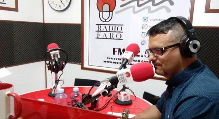 Christopher Rodríguez: «Somos un partido de responsabilidad de gobierno».