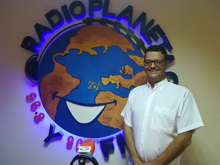 Christopher Rodríguez: «No nos cerramos a ningún tipo de acuerdo con otros partidos».