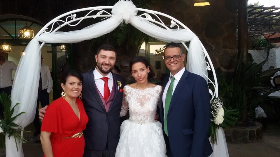Gracias a José e Inma por tan maravilloso día.