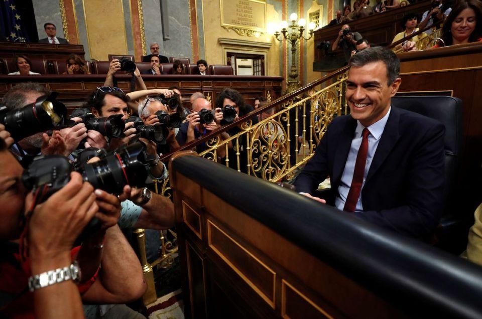El «día de la marmota» de la política española.