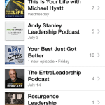 5 Podcasts I Regularly Listen to in order to Learn and Grow