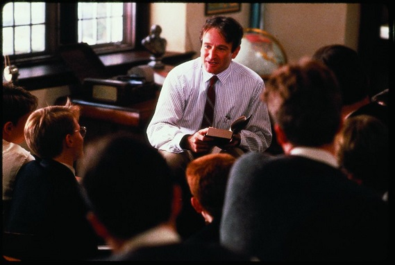7 Lessons I Learned about Teaching from the Dead Poets Society