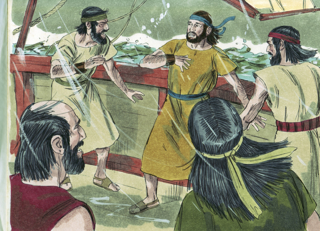 jews and jonah s ministry essay This excerpt carefully analyzes jonah's story to show that - just as yahweh called jonah to love the ninevites he hated - god still wants all jewish and gentile israel to love their enemies and bless those who persecute them.