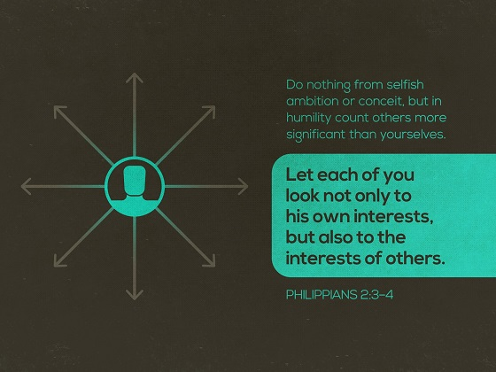 Leaders Focus on Others (Phil 2:1-4)