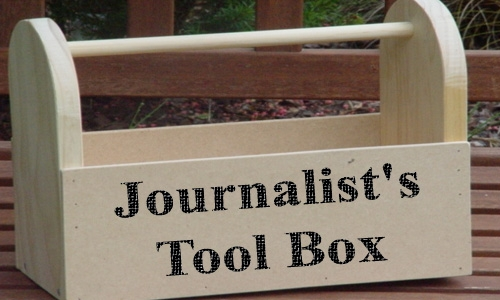 A journalist tool box