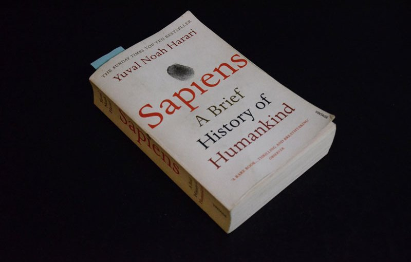 Notes from reading 'Sapiens,' a brief history of humankind