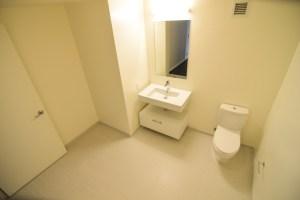 AKA Residences Powder Room