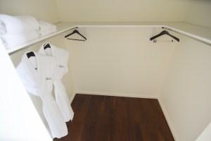 AKA Residences Walk In Closet