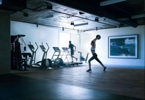 AKA Residences Include Techno Gym