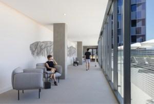 AKA Residences Lobby