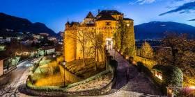 Sehenswürdigkeiten in Schenna bei Meran - Schloss Schenna