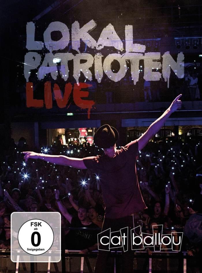 Cat Ballou Lokalpatrioten DVD Christoph Simon