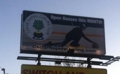 Timing of Messages: Cedar Rapids Curling