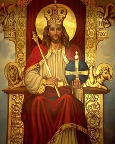 Jésus-Christ Roi
